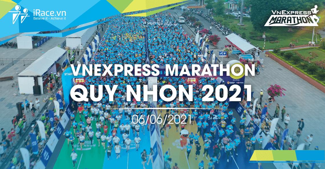 VnExpress Marathon Quy Nhơn 2021