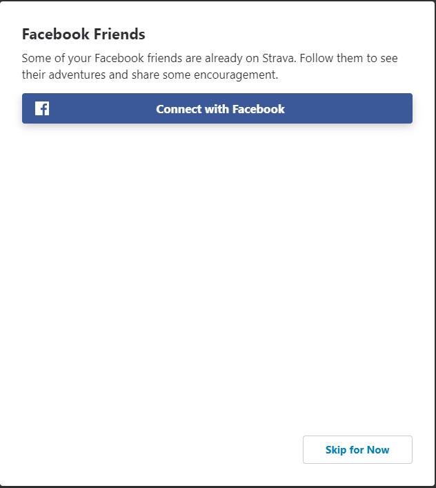 Kết nối tài khoảng Facebook