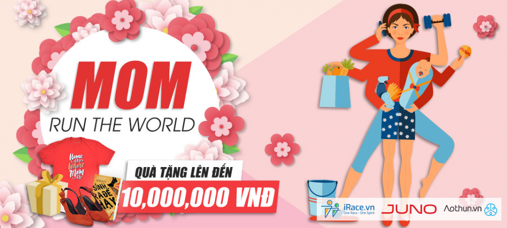 mom run the world