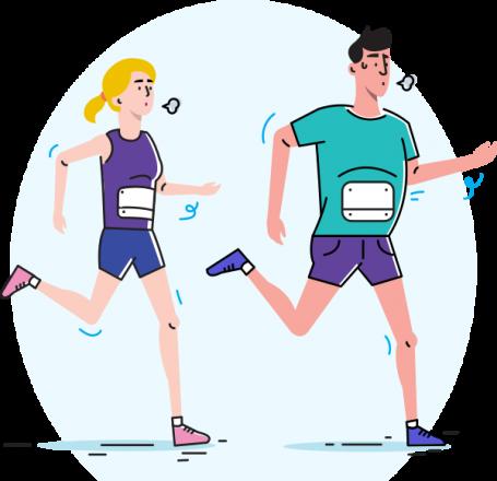 run-a-race