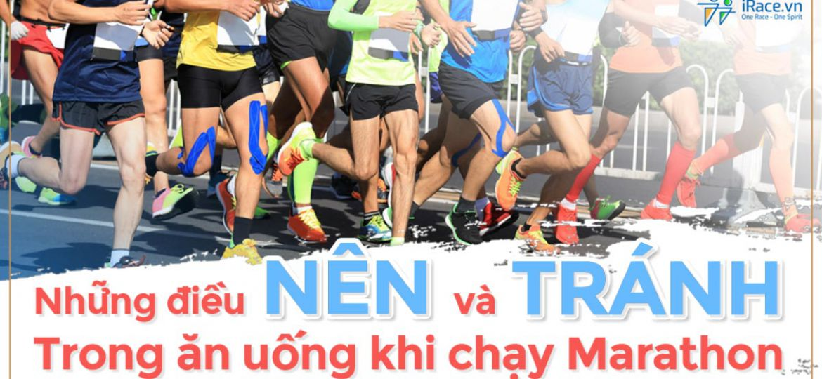 dinh duong trong chay marathon