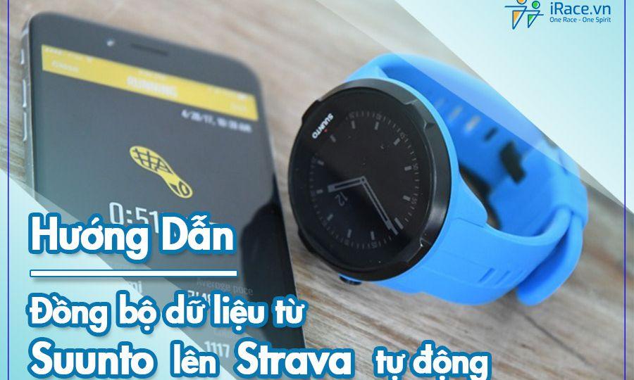 Hướng dẫn đồng bộ dữ liệu từ Suunto lên Strava tự động