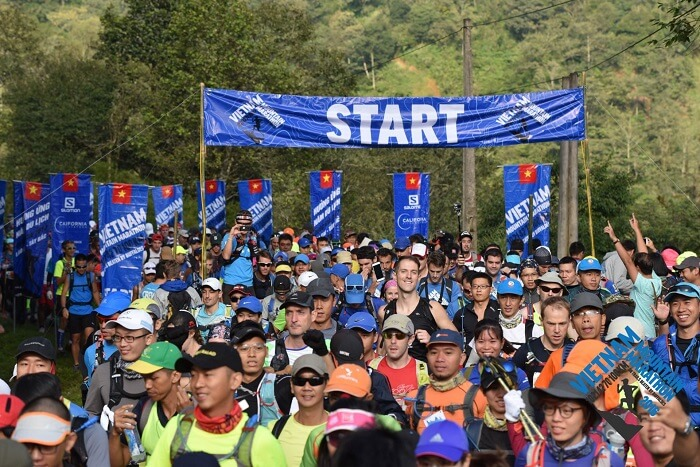 Vietnam Mountain Marathon 2019