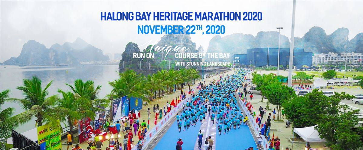 HALONG BAY HERITAGE MARATHON 2021