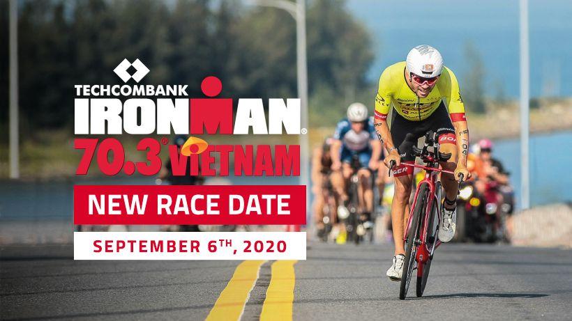 Ironman 70.3 vietnam 2020