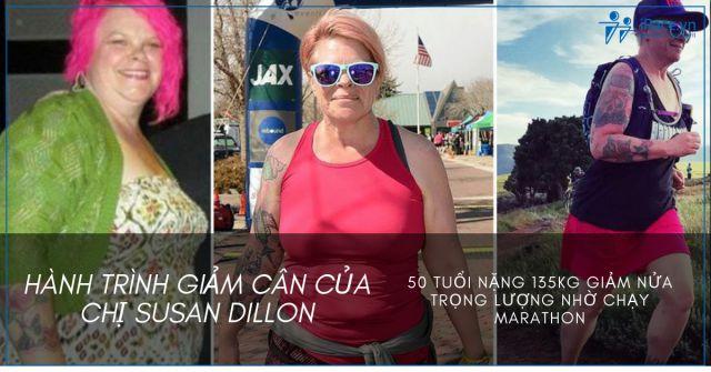 hanh trinh giam can Susan Dillon
