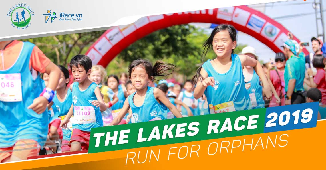 Run For Orphans - The Lakes Race 2019