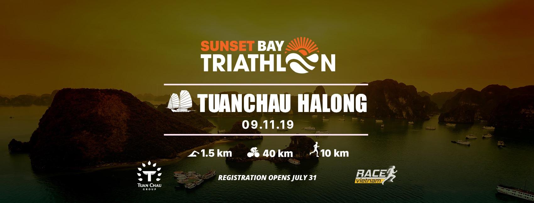 Sunset Bay Triathlon 2019