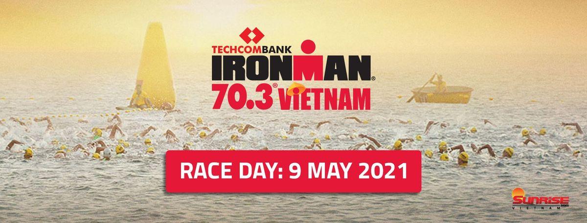 Techcombank IRONMAN 70.3 Vietnam 2021