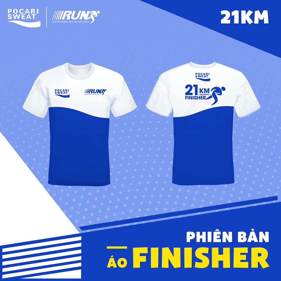 Giải chạy bộ Pocari Sweat Run 17/11/2019 Thể Hình Channel