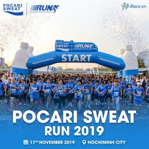 pocari sweat run