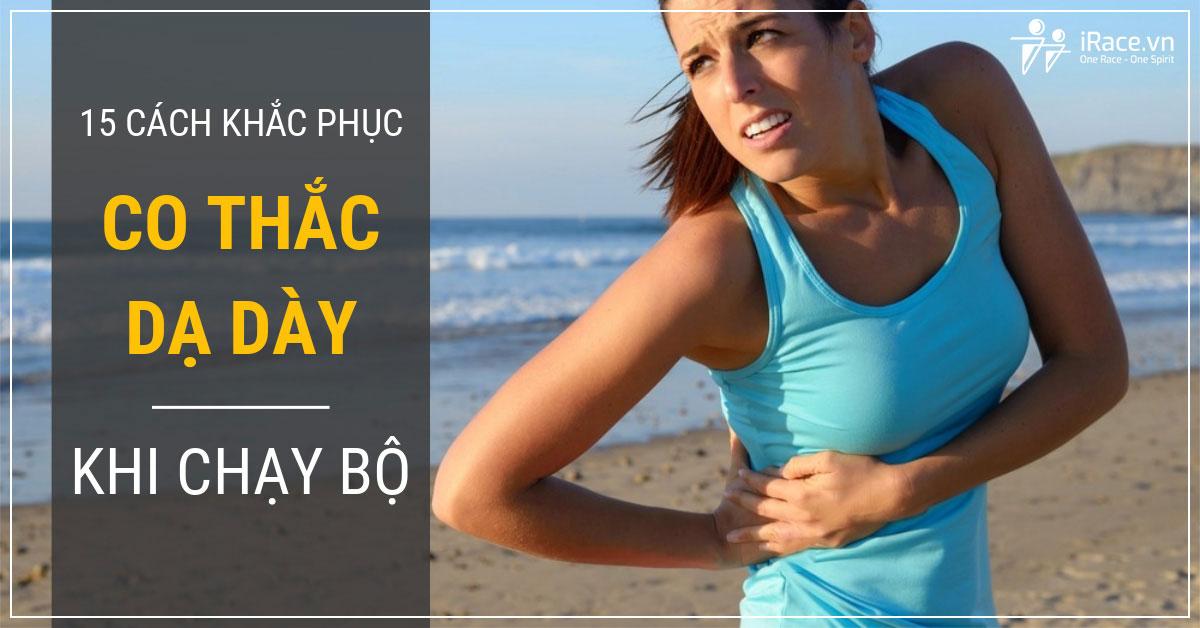 15 cách khắc phục để tránh co thắt dạ dày khi chạy bộ