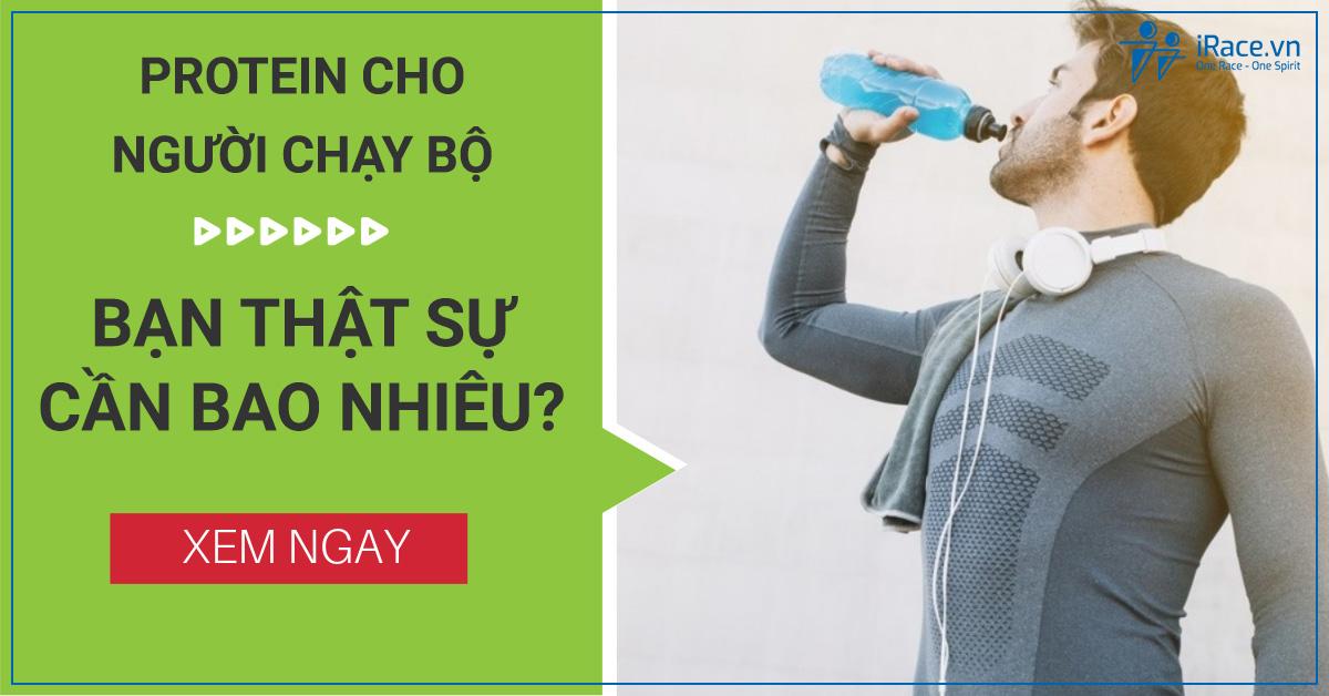 protein cho nguoi chay bo