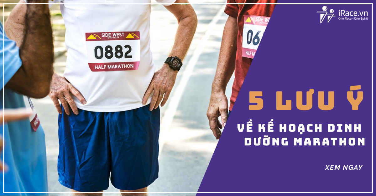 luu y dinh duong marathon