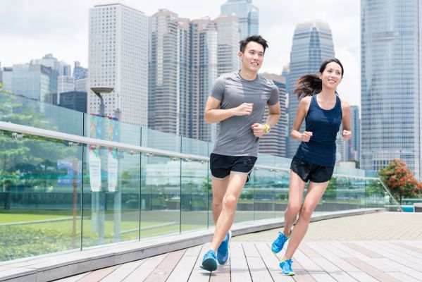 run couple