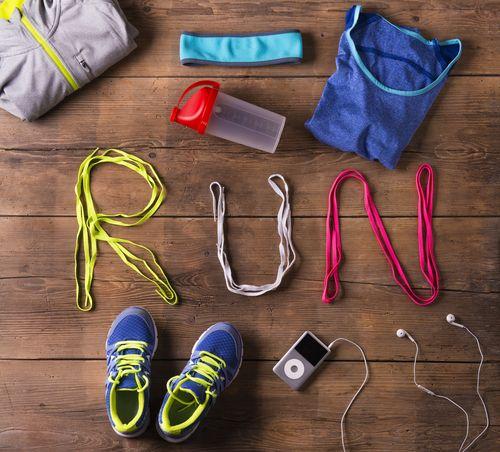 running items
