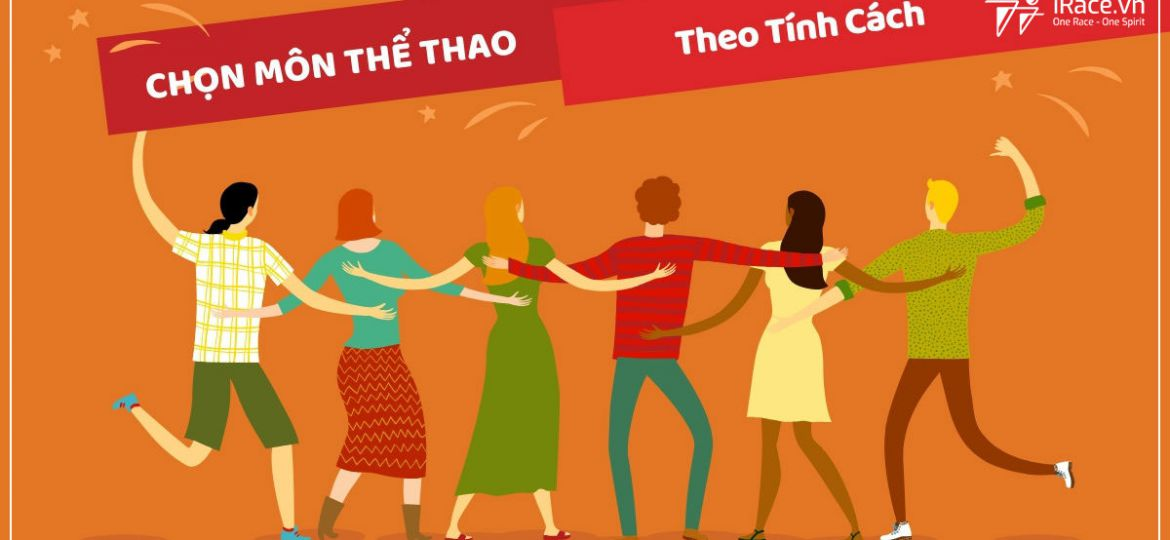 chon mon the thao theo tinh cach