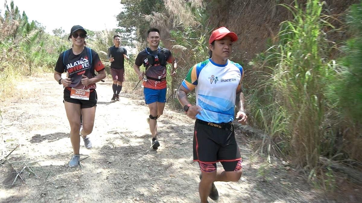 [Dalat SufferFest] Giải Chạy Địa Hình Multi-Terrain Running 2020 Thể Hình Channel