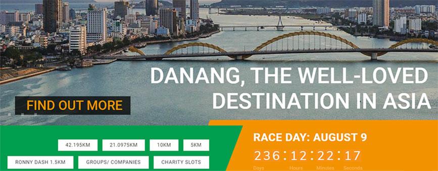 Manulife Danang International Marathon 2020