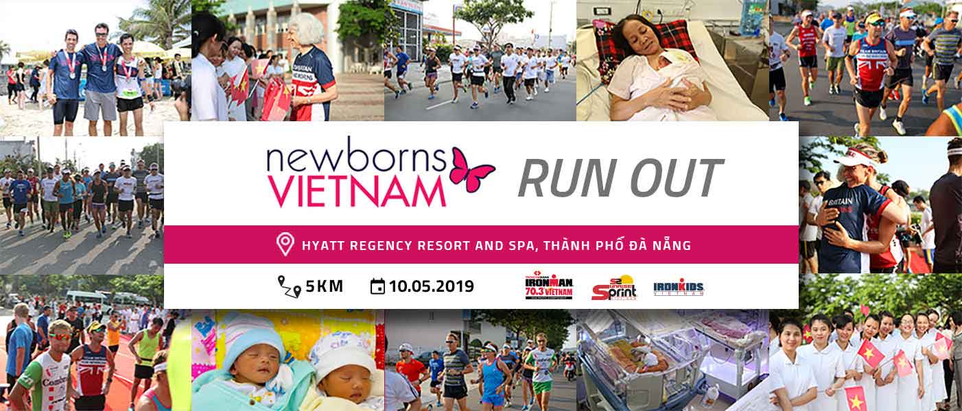 Newborns Vietnam Community Run 2021