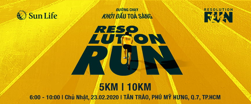 Resolution-run