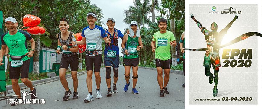 eco park marathon