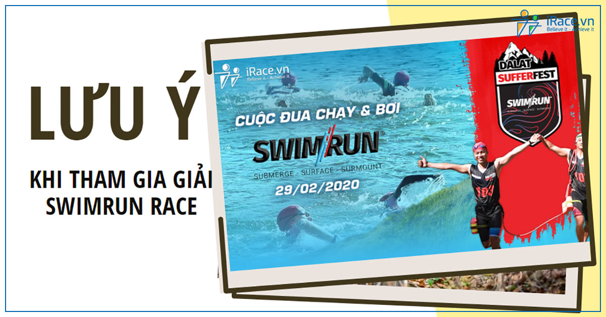 SwimRun Race