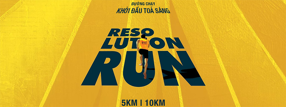 SUN LIFE VIETNAM RESOLUTION RUN 2021