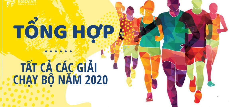tong hop giai chay bo 2020