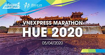 VnExpress Marathon – VM Huế 2020