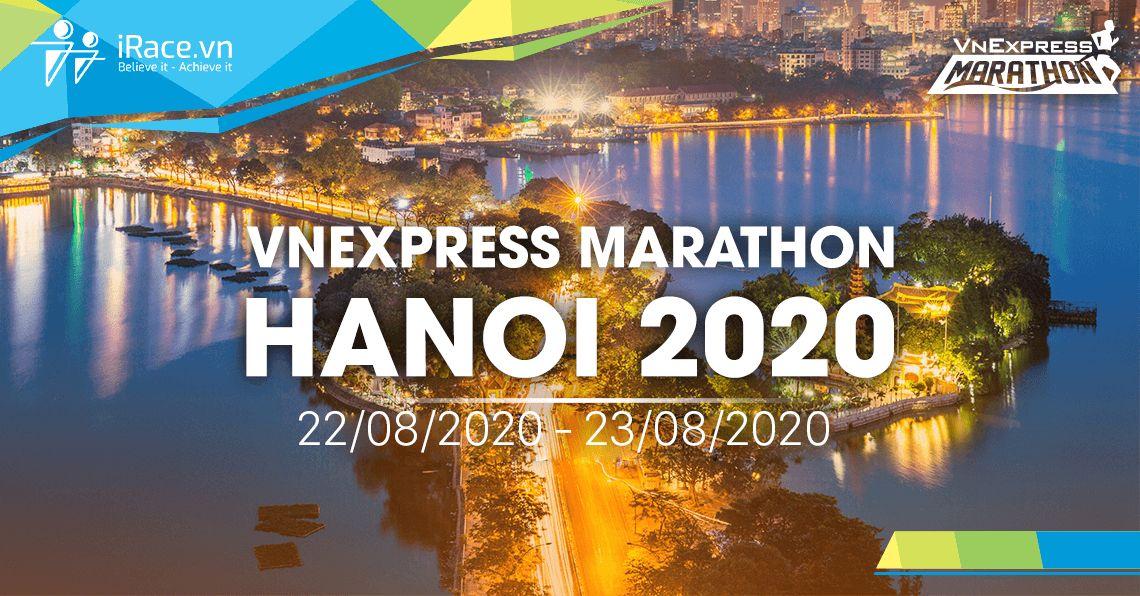 VnExpress Marathon Hanoi Midnight