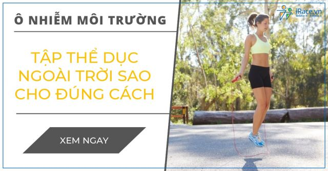 tap the duc ngoai troi dung cach