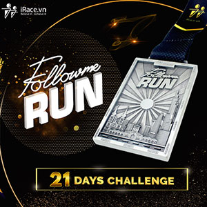 follow me run 21 day
