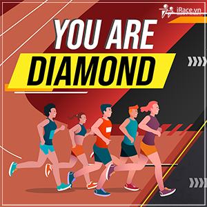 you are diamond