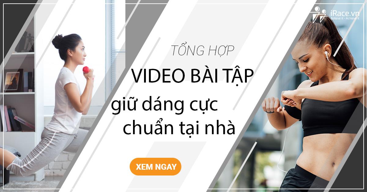 video tong hop bai tap danh cho nu