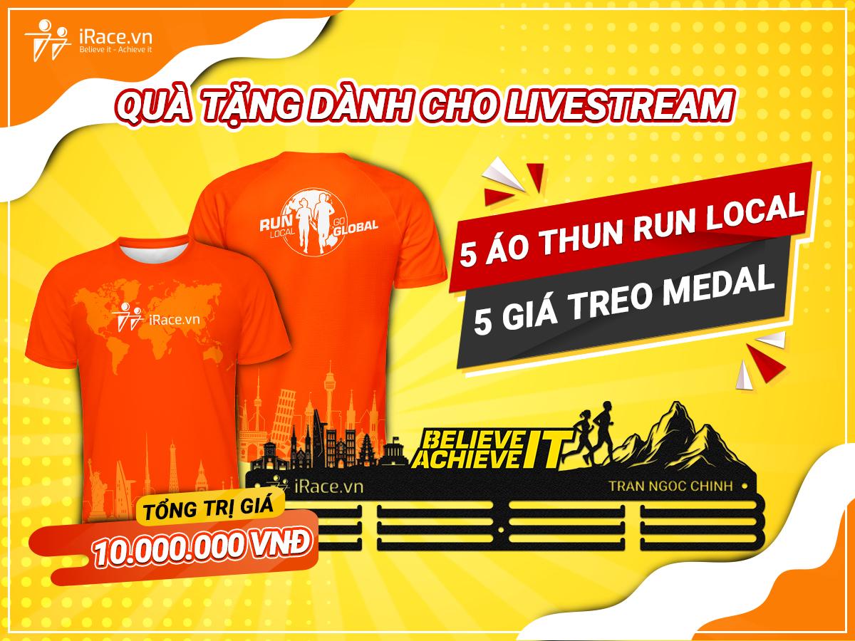 qua tang livestream