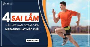 4 sai lam vdv chay bo thuong mac phai