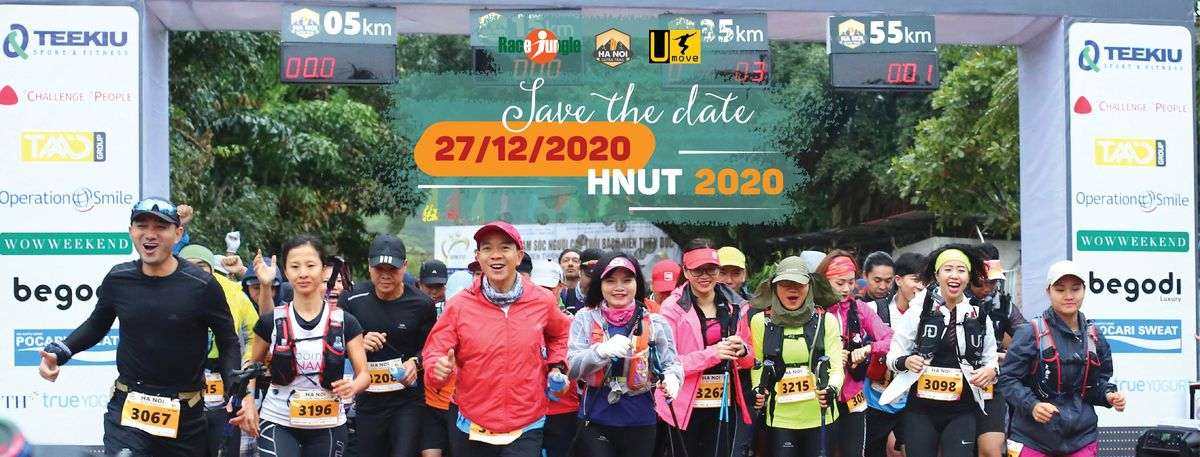 HA NOI ULTRA TRAIL 2020