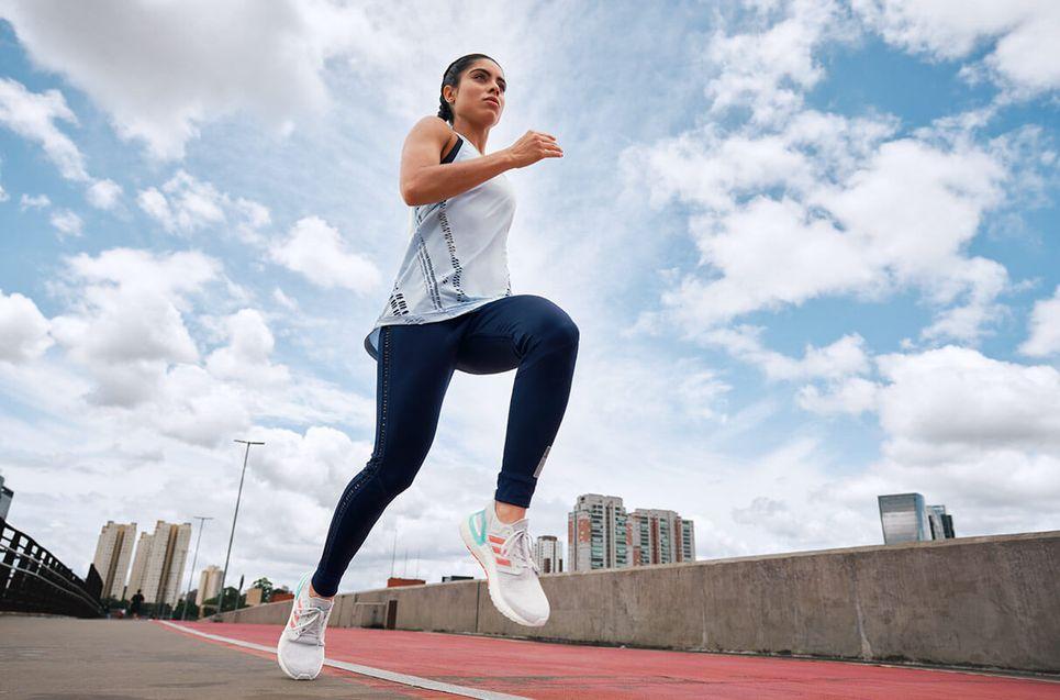 runner women