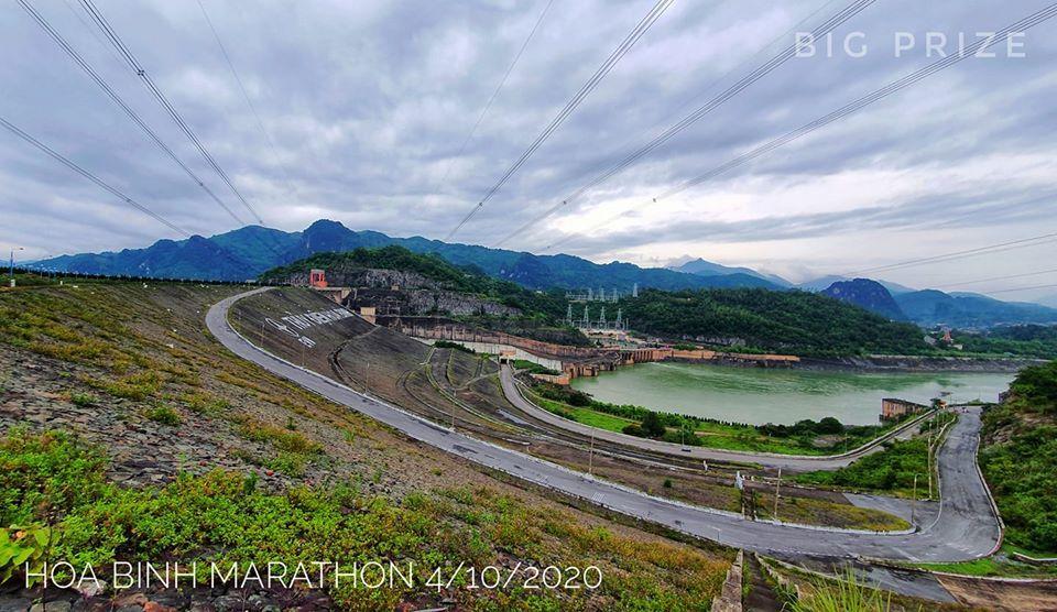 Hoa Binh Marathon 2020