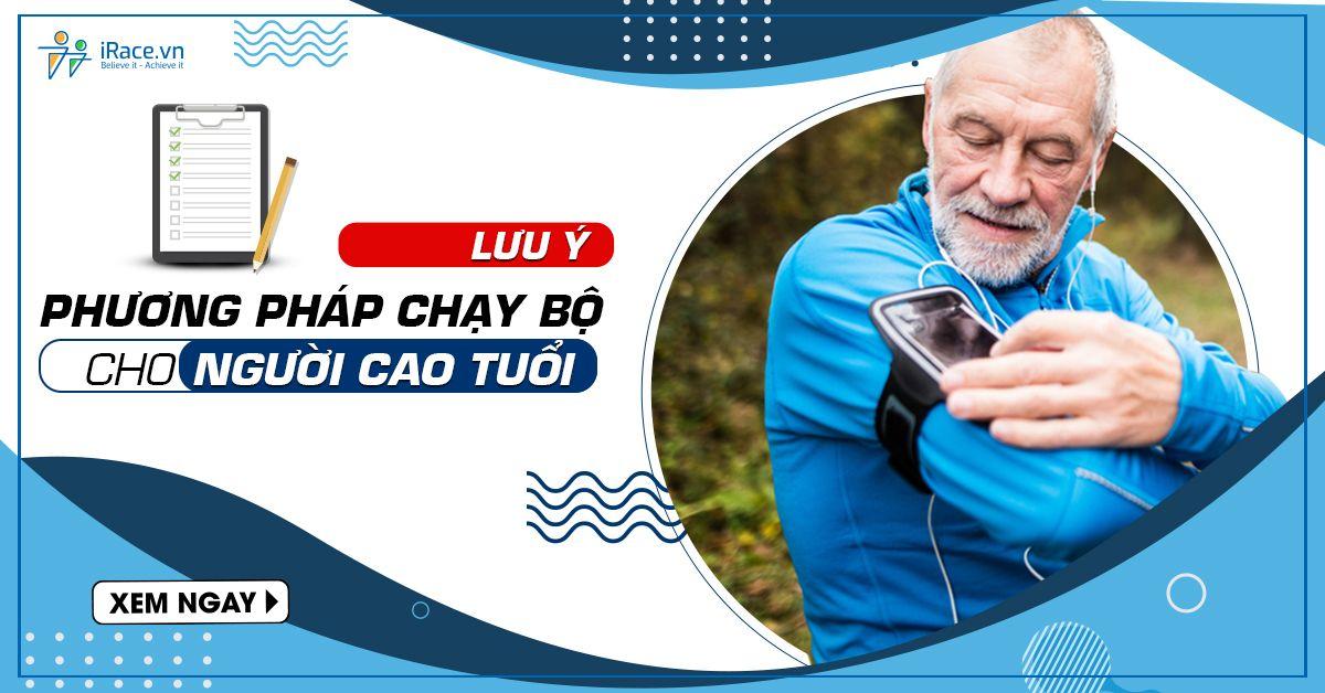 phuong phap chay bo cho nguoi cao tuoi
