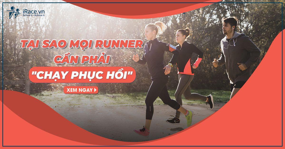 tai sao runner can chay phuc hoi