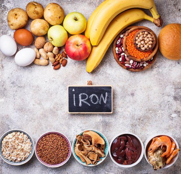 vitamin iron