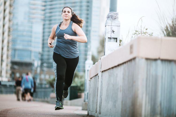 run lose weight