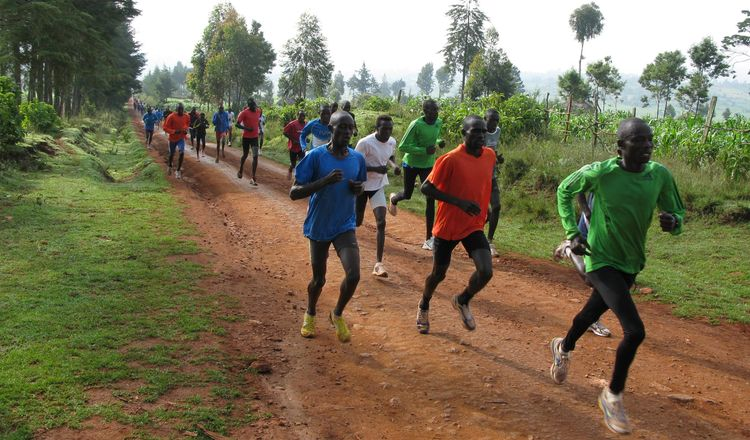 runner kenya