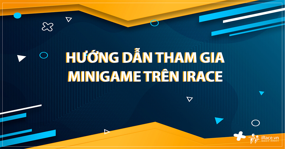 Hướng dẫn chơi Minigame Facebook trên iRace
