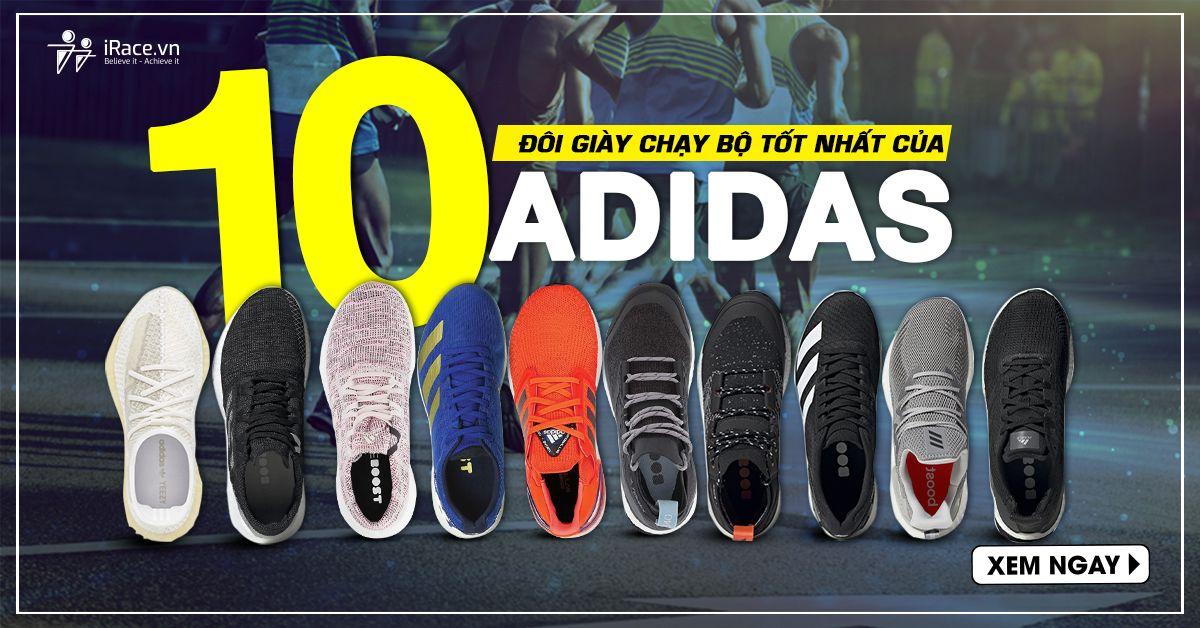 10 doi giay chay bo tot nhat adidas