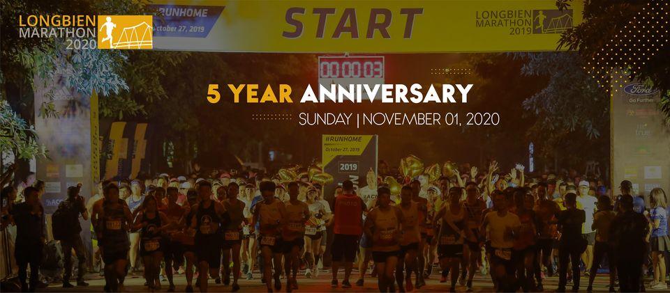 Longbien Marathon 2020