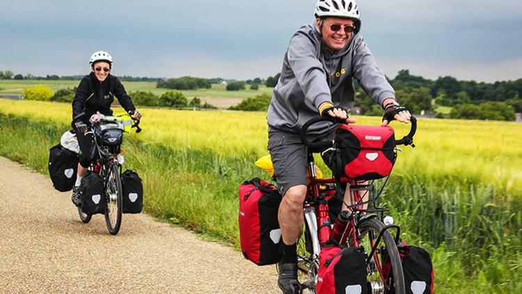 cach chon xe dap touring bike