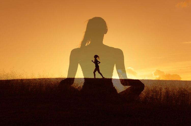 running yoga
